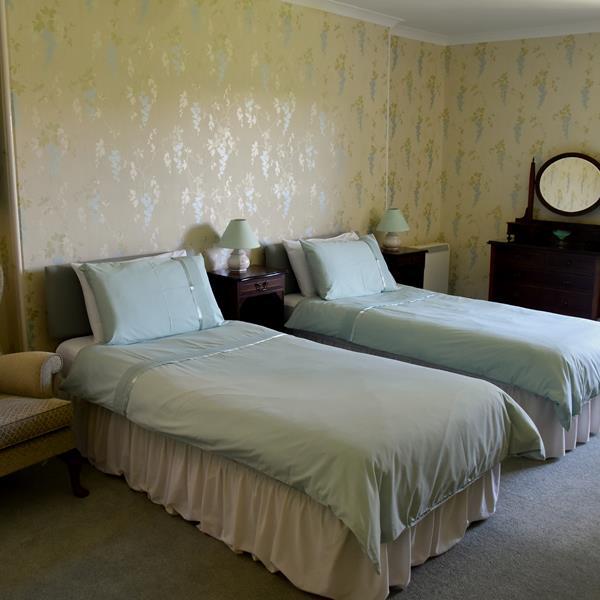 Tristan's Twin Bedroom