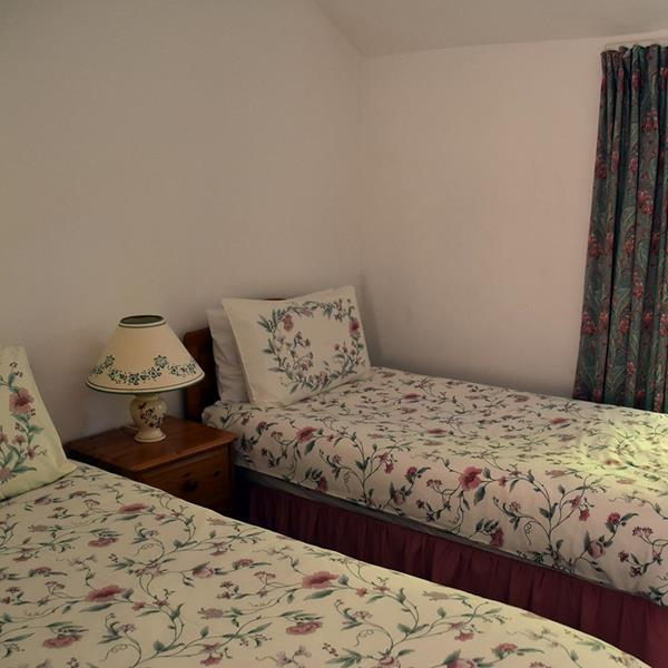Granny's Twin Bedroom