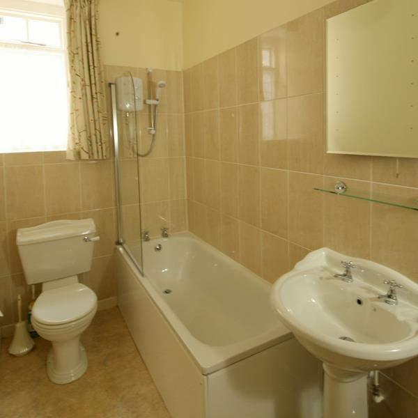 Isolda's Bathroom