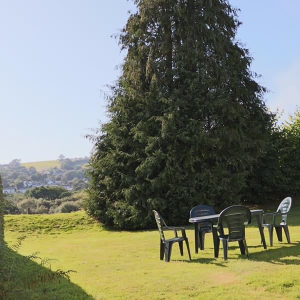 Poundhouse garden