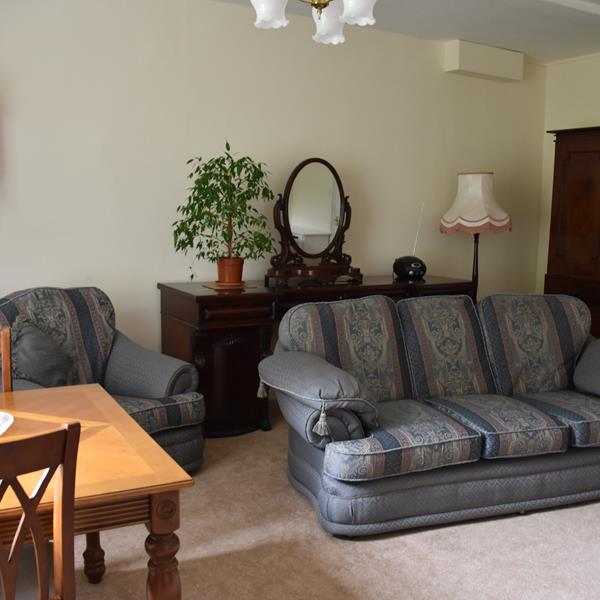 Isolda's Living Room